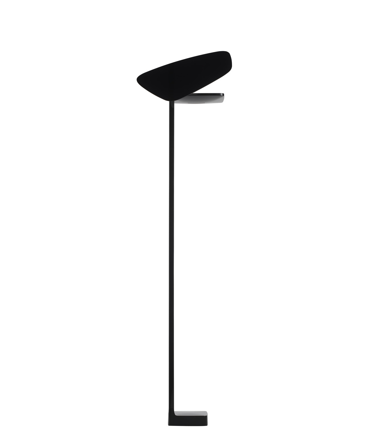 Image of   Lightwing Gulvlampe Sort - Foscarini